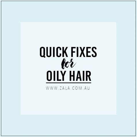 a quick fix for oily hair dry clean it one good thing zala clip in hair extensions