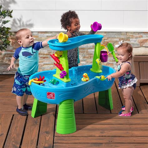 step2 duck pond water table kohls rain showers splash pond water table kids sand water