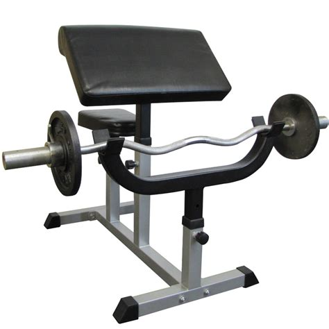 curl bar bench arm curl bench for sale bicep curl bench preacher curl