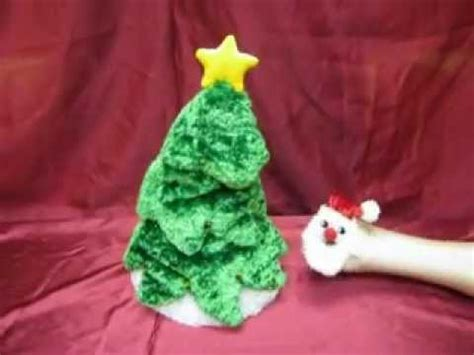 animated christmas tree hats dandee animated tree hat singing quot o tree quot