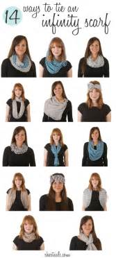 Different Ways To Wear Infinity Scarf A Living Sacrifice Ways To Wear An Infinity Scarf