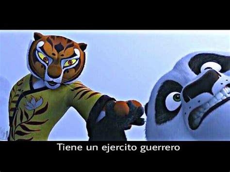 imagenes tigresa kung fu panda los mejores momentos de po y tigresa kung fu panda sub