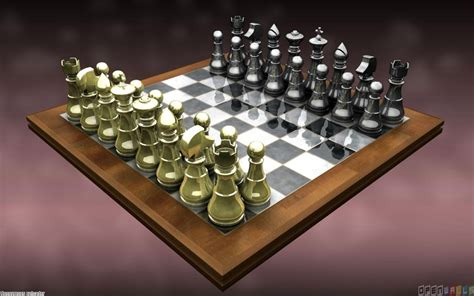 Cool Chess Pieces by Chess Board Wallpaper 5764 Open Walls