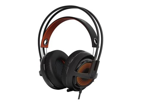 Headset Steelseries Siberia 350 steelseries siberia 350 gaming headset with microphone