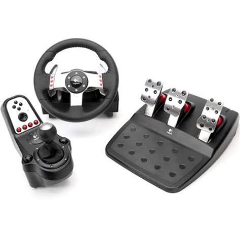 volante logitech logitech g27 racing wheel ps3