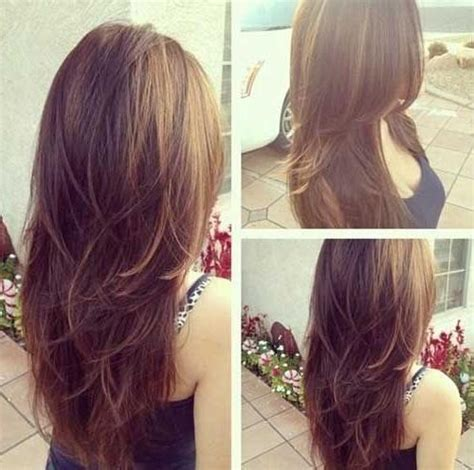 choppy lots of layers short hairstyles 15 ideas of long hairstyles with lots of layers