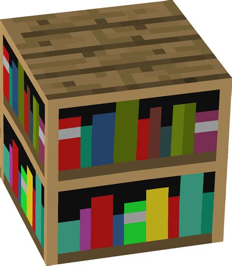 bookshelves minecraft on image bookshelves png