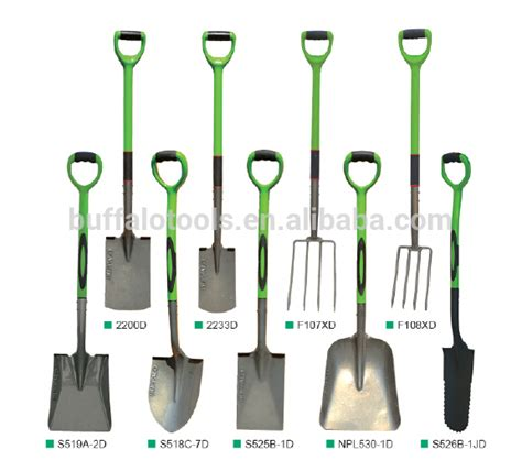 different type of shove spade garden tools agricultural - Types Of Garden Tools