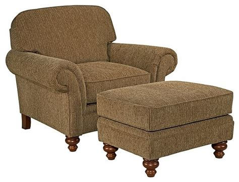 Broyhill Upholstery Fabric by Broyhill Lara Ii Traditional Chair And Ottoman
