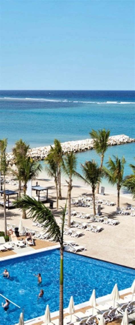 Jamaica All Inclusive Resorts Adults Only Riu Palace Jamaica Located In Montego Bay Jamaica