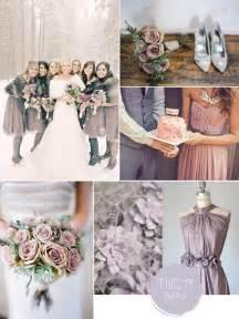Dusty purple wedding ideas and decor for winter wedding 2014 2015