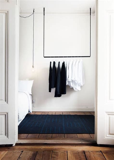 suit rack for bedroom 17 best ideas about open wardrobe on pinterest open