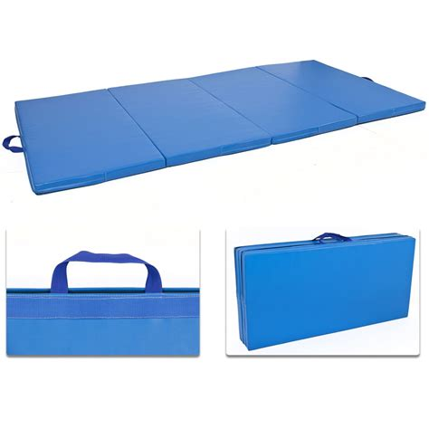 4 x8 x2 quot gymnastics folding exercise mats