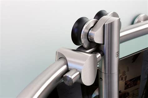 Vario Curved Modern Sliding Hardware Kit Curved Barn Door Track