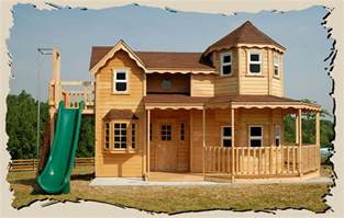 victorian playhouse plans