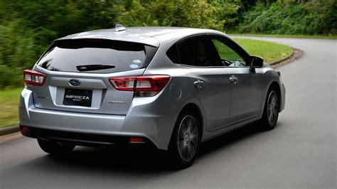 2017 subaru impreza sedan blue 2017 subaru impreza review caradvice