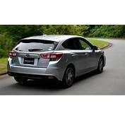 2018 Subaru Impreza Review Ratings Edmunds  Autos Post