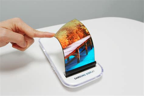 samsung has a new stretchable display that marks a