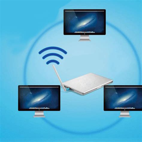 Wifi Card Komputer mini pc wifi adapter 150m w88 usb antenna wireless