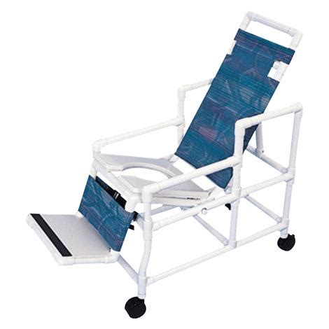 Fully Reclining Chair by Healthline Fully Reclining Tilt Shower Chair Shower Chairs