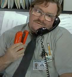 Office Space Milton The Four Most Obnoxious Coworkers 187 Popular Fidelity