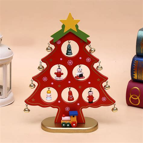 wooden table decorations wholesale wooden tree ornaments desk table