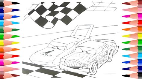 cars dinoco coloring pages painting chick hicks and king dinoco coloring dinoco
