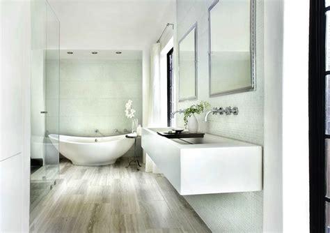 Floating Trough Sink   Contemporary   bathroom   HammerSmith