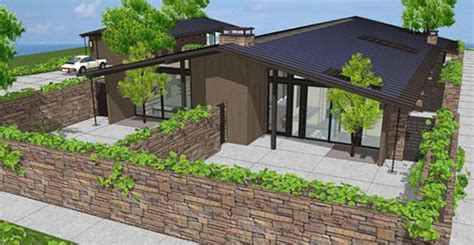 Eichler House Historic Mid Century Modern House Plans For Sale Today