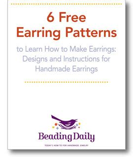 learn how to bead american free beaded earring patterns lena patterns