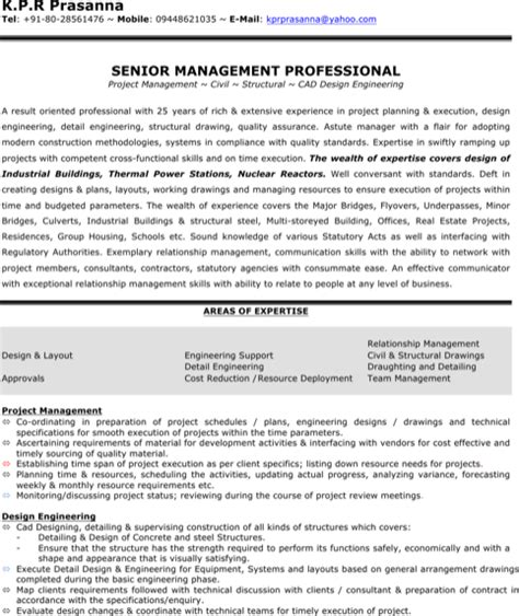 civil draughtsman resume sle draftsman resume templates for excel pdf and word