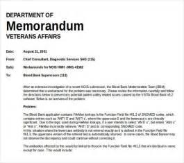 doc 585520 free memo template free memo template 10