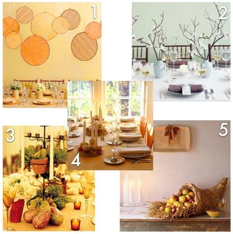 Martha Stewart Decorations by Martha Stewart Thanksgiving Table Decor Photograph Martha