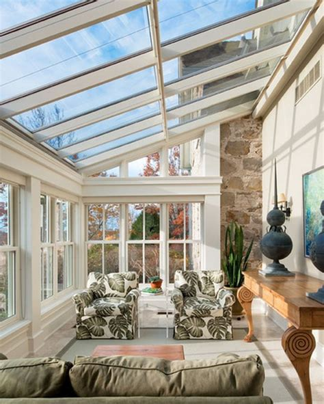 sunroom ideas 15 quot sun quot sational sunroom ideas for the off season