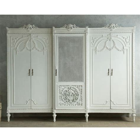 wandschrank vintage built in armoire closet vintage louis xvi