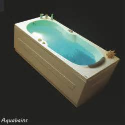 baignoire balneo rectangulaire baignoire baln 233 o rectangulaire martinique nvs4 victory spa