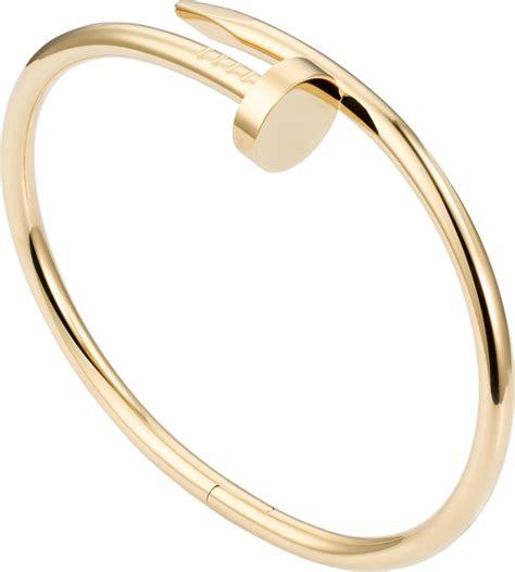 CRB6048217   Juste un Clou bracelet   Yellow gold   Cartier