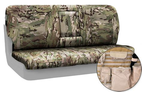 Multicam Jeep Seat Covers Coverking Multicam Camo Tactical Seat Covers Free Shipping