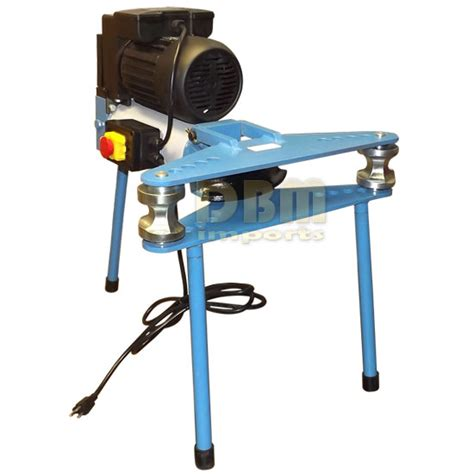1 2 quot 2 quot electric 10 ton hydraulic pipe bender bending 110v motor 6 dies ebay