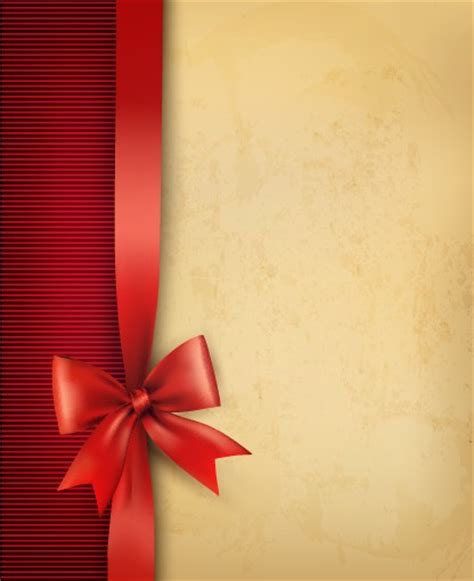 paper with ribbon backgrounds 01 over millions vectors