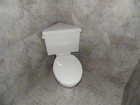 small bathroom toilets saving space in your small bathroom with a corner toilet
