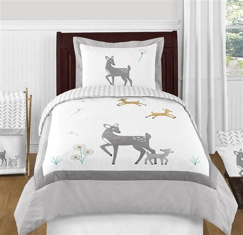 deer bedding set deer bedding set 4 size by sweet jojo designs