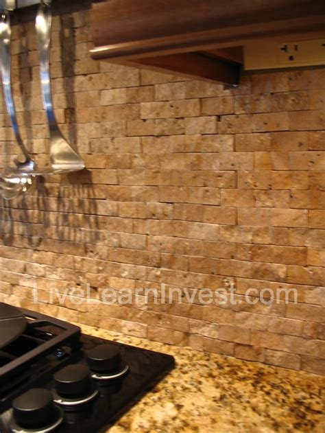 stone kitchen backsplash ideas granite countertops and kitchen tile backsplashes 3