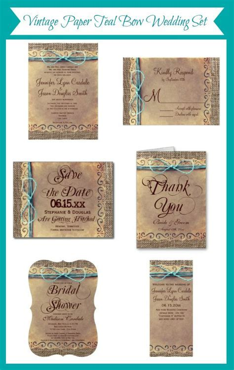 15  best ideas about Teal Rustic Wedding on Pinterest