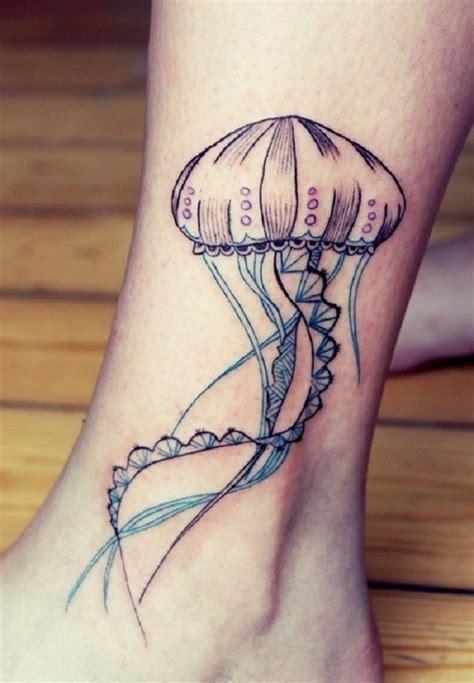 shoulder jellyfish tattoo by kwadron tattoo gallery 50 jellyfish tattoo ideas nenuno creative