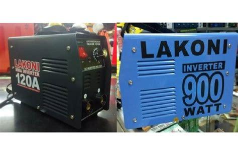 Mesin Las Lakoni Harga Mesin Las Lakoni Inverter Semua Tipe Terbaru 2018