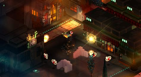 transistor gameplay hours transistor review seeing sidequesting