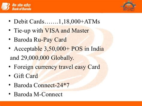 Baroda Gift Card - financing smart city importance of financial eco system for smart c