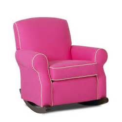 Pink Nursery Rocking Chair Harwich Nursery Rocking Chair In Choice Of Fabric And Necessities In Interior Design Guide