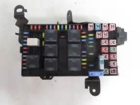 2003 ford f 250 f 350 superduty fuse junction block box 3c3t 14a067 ec oem ebay